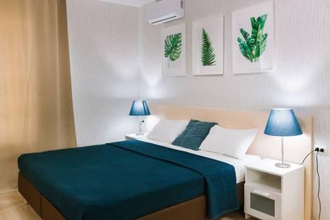 Сдается 1-комнатная квартира посуточно в Перми, улица Революции, 48А.