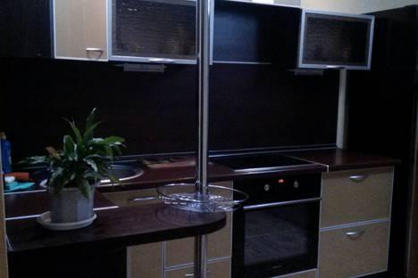 Сдается 1-комнатная квартира посуточно, улица Джамбула, 30/3.