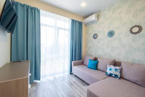 Сдается 2-комнатная квартира посуточно, Сочи,Цветочная улица, 30.