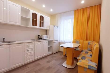 Сдается 2-комнатная квартира посуточно в Усть-Илимске, Иркутская область,Белградская улица, 13.