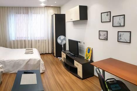 Сдается 1-комнатная квартира посуточно в Минске, Веснянка, Радужная улица, 17.