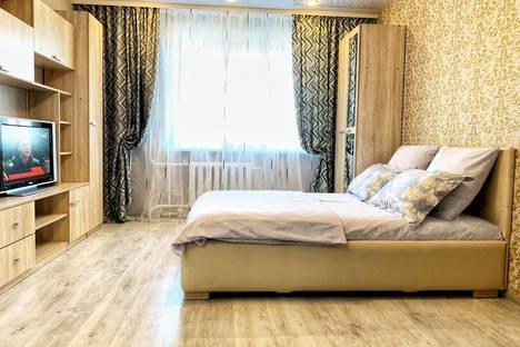 Сдается 1-комнатная квартира посуточно в Вологде, улица Карла Маркса, 103Б.