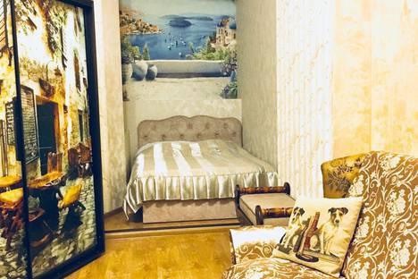 Сдается 1-комнатная квартира посуточно в Ялте, Республика Крым,Боткинская улица, 2А.