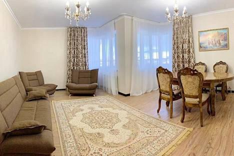 Сдается 2-комнатная квартира посуточно, Нур-Султан (Астана), Сарайшык, 7/2 жилой комплекс Лазурный Квартал.