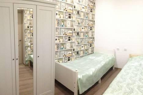 Сдается 1-комнатная квартира посуточно в Мысхако, Краснодарский край, городской округ Новороссийск,ул. Шоссейная, 27.