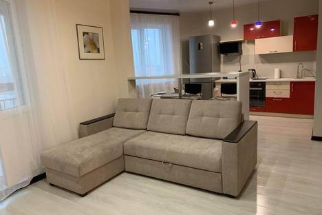 Сдается 1-комнатная квартира посуточно, улица Фрунзе, 230.