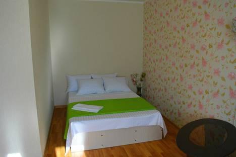 Сдается 1-комнатная квартира посуточно в Калуге, пер. Суворова, 5.