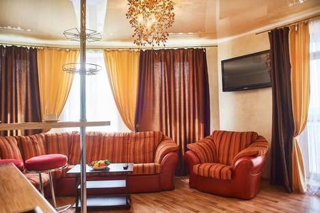 Сдается 3-комнатная квартира посуточно в Магнитогорске, проспект Ленина, 131.