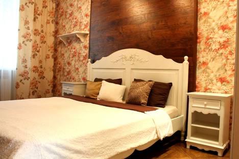 Сдается 2-комнатная квартира посуточно, ул.Мира 20.