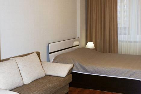 Сдается 1-комнатная квартира посуточно в Калининграде, улица Липовая Аллея, 3.