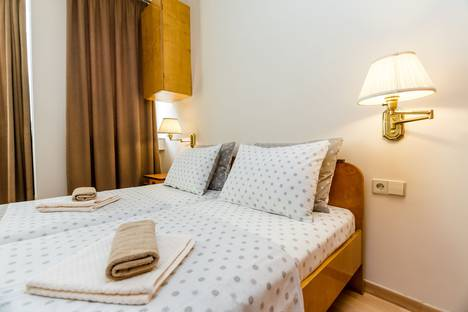 Сдается 1-комнатная квартира посуточно в Тбилиси, улица Тараса Шевченко, 5.