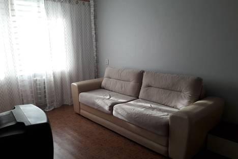 Сдается 1-комнатная квартира посуточно, улица Карла Либкнехта, 58.