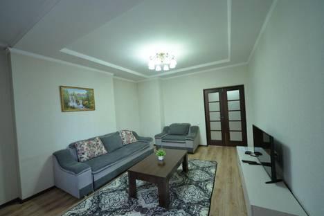 Сдается 2-комнатная квартира посуточно в Бишкеке, Первомайский район.