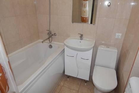Сдается 1-комнатная квартира посуточно в Киришах, Ленинградская область,улица Мира, 14.