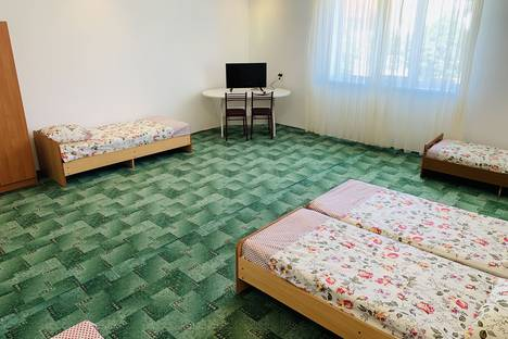 Сдается комната посуточно, Краснодарский край, городской округ Анапа,улица Майора Витязя, 2.