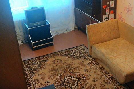 Сдается 1-комнатная квартира посуточно в Керчи, Республика Крым,улица Буденного, 13, подъезд 3.