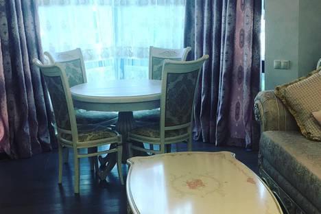 Сдается 2-комнатная квартира посуточно в Кисловодске, улица Шаумяна, 31/33.