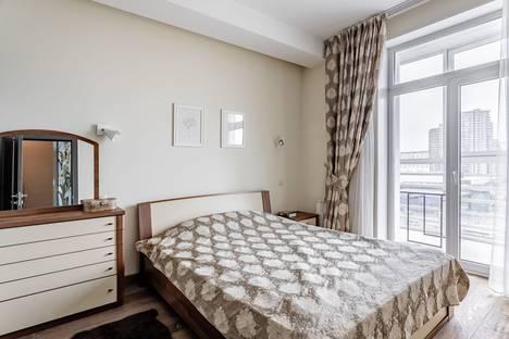 Сдается 2-комнатная квартира посуточно, проспект Вернадского, 105к4.