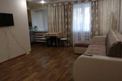 Сдается 1-комнатная квартира посуточно в Альметьевске, Республика Татарстан,улица Белоглазова, 131.