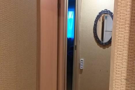 Сдается 2-комнатная квартира посуточно, Республика Коми,Советская улицкая дом 7.