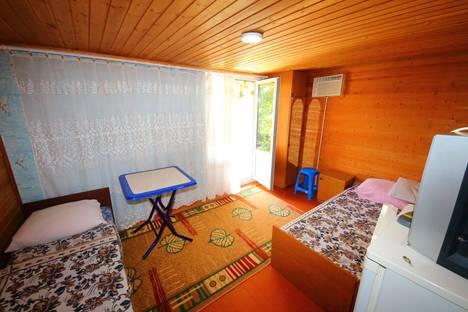 Сдается комната посуточно в Анапе, Краснодарский край,улица Тургенева, 98Б.