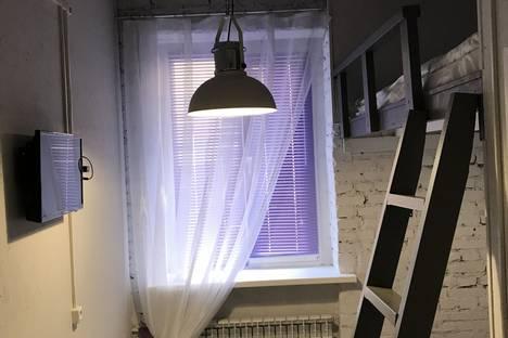 Сдается 1-комнатная квартира посуточно, Плехановская улица, 45.