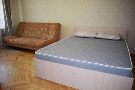 Сдается 1-комнатная квартира посуточно в Москве, Ткацкая улица, 28/14.