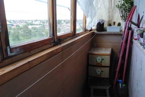Сдается 2-комнатная квартира посуточно, Алтайский край,улица 40 лет Октября, 5.