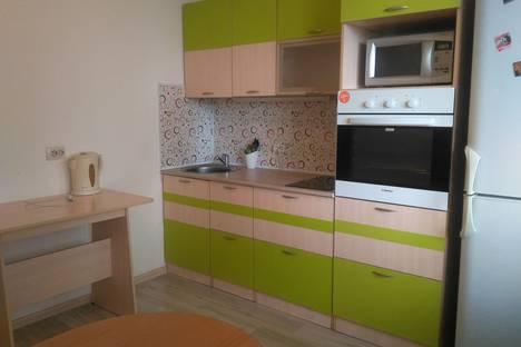 Сдается 1-комнатная квартира посуточно, улица Безбокова, 30/8.