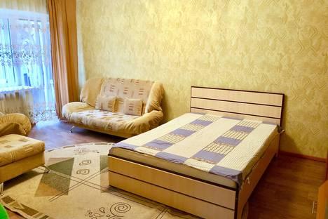 Сдается 1-комнатная квартира посуточно в Барнауле, Социалистический проспект 124.