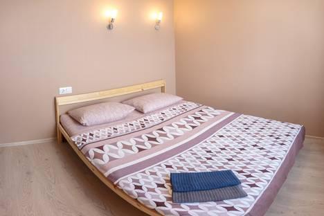 Сдается 2-комнатная квартира посуточно в Петрозаводске, Республика Карелия,улица Чапаева, 40А.