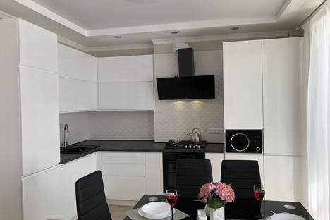 Сдается 2-комнатная квартира посуточно в Зеленоградске, Калининградская область, Зеленоградск.