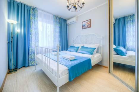 Сдается 2-комнатная квартира посуточно в Челябинске, улица Свободы, 104А.
