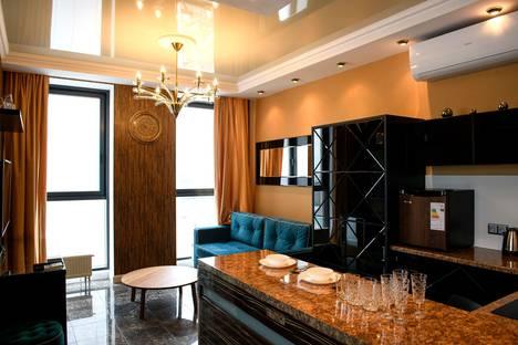Сдается 3-комнатная квартира посуточно в Уфе, Верхнеторговая площадь, 4.