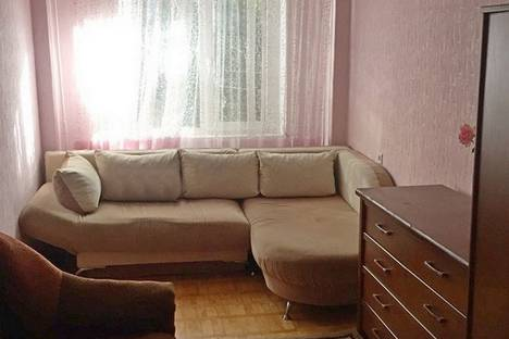 Сдается 3-комнатная квартира посуточно в Ялте, Республика Крым,улица Свердлова, 65.