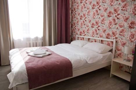 Сдается 2-комнатная квартира посуточно в Березниках, улица Свердлова, 162.