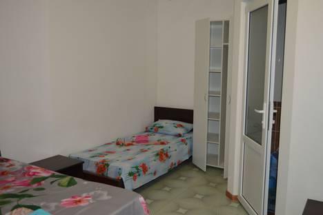 Сдается 1-комнатная квартира посуточно в Поповке, Республика КрымКрым. п. Поповка. ул. Рыбалко 35Б.