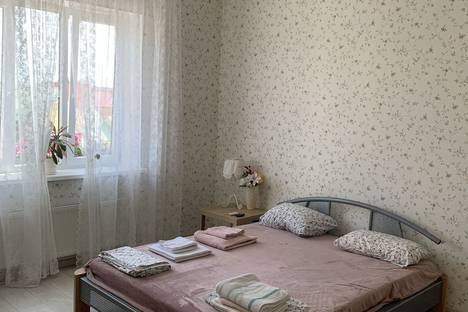 Сдается 1-комнатная квартира посуточно в Зеленоградске, улица Марины Расковой, 19.