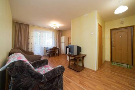 Сдается 3-комнатная квартира посуточно в Челябинске, Луганская улица, 5.