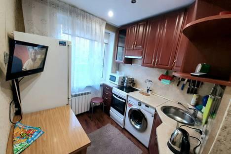 Сдается 1-комнатная квартира посуточно в Петропавловске-Камчатском, проспект Рыбаков, 2.