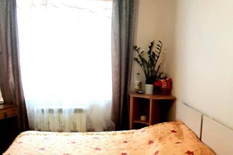 Сдается 2-комнатная квартира посуточно, улица Тухачевского, 21/3.