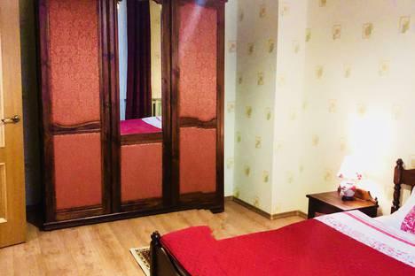 Сдается 4-комнатная квартира посуточно в Минске, улица Карла Маркса,18.