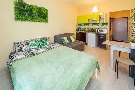 Сдается 1-комнатная квартира посуточно в Екатеринбурге, улица Евгения Савкова, 35/2.