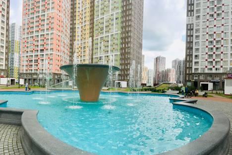 Сдается 1-комнатная квартира посуточно, проспект Строителей, 20к2.
