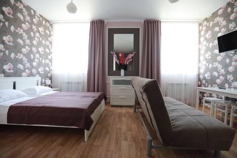 Сдается 1-комнатная квартира посуточно в Златоусте, улица Мельнова, 2А.