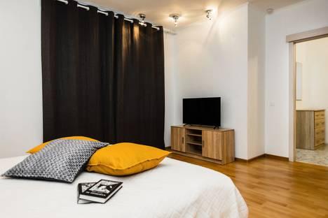 Сдается 1-комнатная квартира посуточно в Екатеринбурге, Свердловская область,улица Щорса, 35.