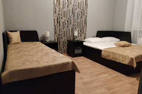 Сдается 1-комнатная квартира посуточно, улица Мельнова, 2А.