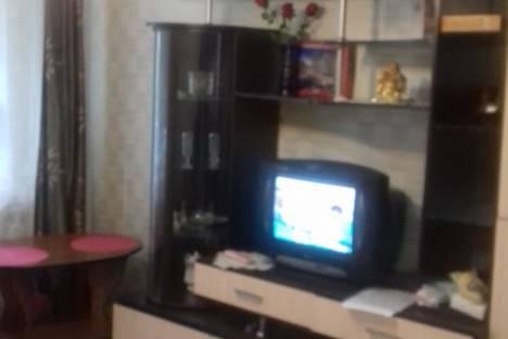 Сдается 1-комнатная квартира посуточно в Берёзовском, улица Академика Королева, 11.