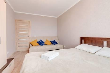 Сдается 1-комнатная квартира посуточно, Санкт-Петербург, Воронцовский бульвар 17.
