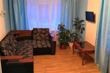 Сдается 1-комнатная квартира посуточно в Комсомольске-на-Амуре, Хабаровский край,проспект Ленина 42.